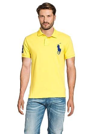 timeless design 2bcac 1e42a Polo Ralph Lauren Herren Polo Shirt Hemd Sommer Baumwolle ...