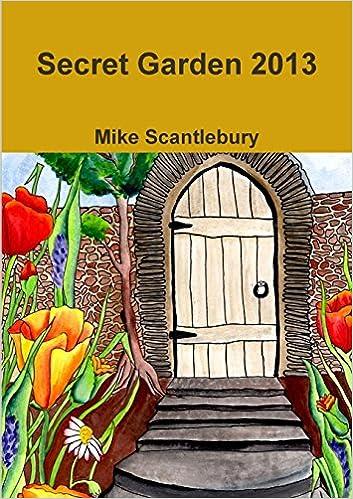 Book Secret Garden 2013