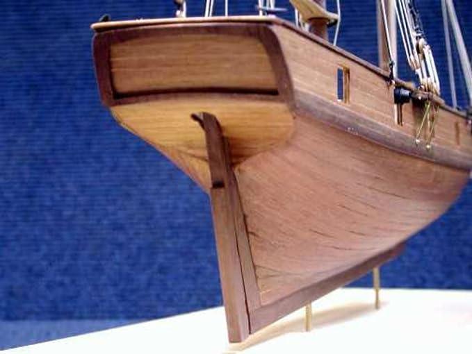 Amazon.com: HM Schooner ballahoo – Modelo Ship Kit por ...