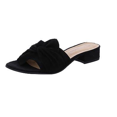 Tamaris 12721420001 Noir - Chaussures Sandale Femme