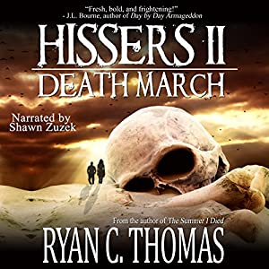 Hissers II Audiobook