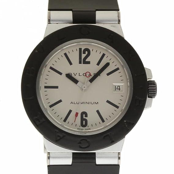 15fee773911f1 Bvlgari diagono swiss-automatic Mens Reloj al38ta (Certificado) de segunda  mano  Bvlgari  Amazon.es  Relojes