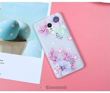 Cocomii Cute Armor Xiaomi Redmi Note 4/Note 4X Funda [Siente ...