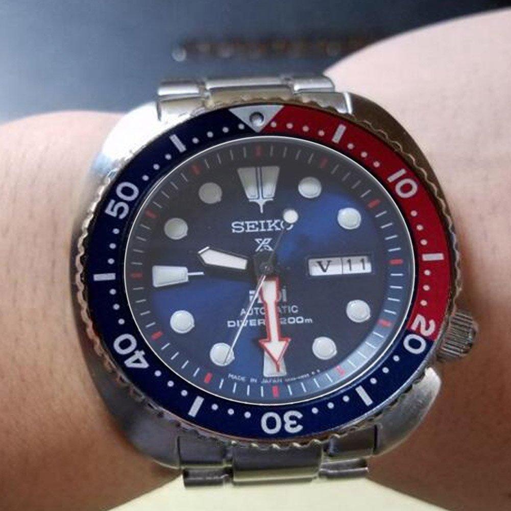 Protector de Pantalla para Seiko SRPA21 Watch, Cobertura ...
