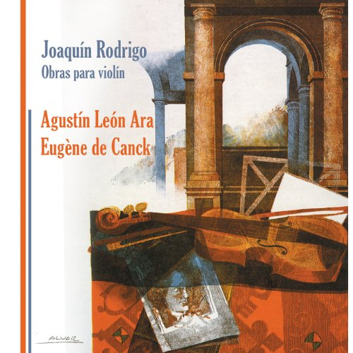 Joaquín Rodrigo. Obras para Violín