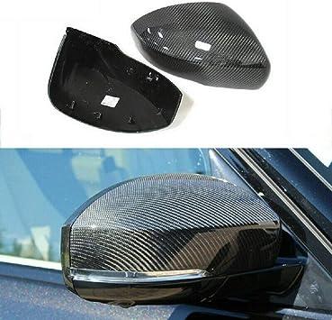 Replace Carbon Fiber Mirror Cover for 2014 Land Rover Range Rover Sport /& Vogue