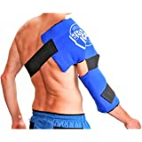 Pro Ice Insert Set for Adult Shoulder Elbow Cold Therapy Wrap - PI 201 Ice Pack Inserts Only