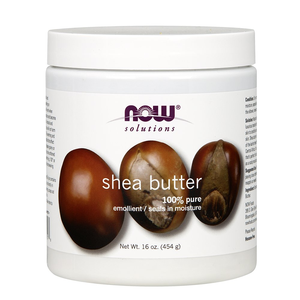 Now Solutions, Shea Butter, 16 oz