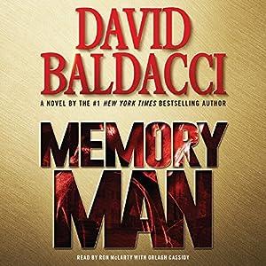 Memory Man Audiobook