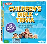 Best Ideal Board Games Kids - Children's Bible Trivia Review
