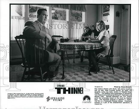 1996 Press Photo Robert John Burke Actor Lucinda Jenney Joy Lentz Thinner  Movie