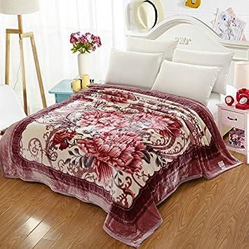 Amazon.com: Manta de franela manta ligero acogedora manta de ...
