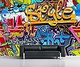 1Wall Grafitti Wall Mural