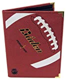 Baden Pebbled Football Notebook