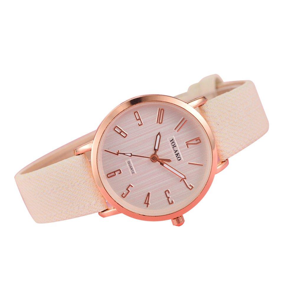 chengzhijianzhu_ Quartz Watches Girls 2019 Women's Men Fashionable High Hardness Glass Mirror Belt Wrist Watch Watches for Men Women Teen Girls Gift