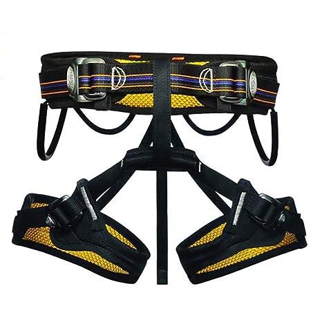 EAHKGmh Arnés de Escalada Cinturones de Seguridad for montañismo ...