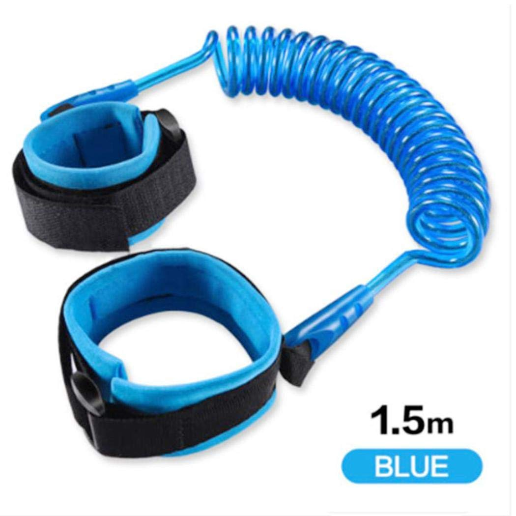 Legros8 Baby Toddler Anti Lost Wrist Link Safety Harness Strap Rope Leash Walking Strap Harnesses & Leashes