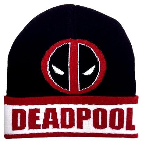 Marvel Deadpool Beanie Gorra
