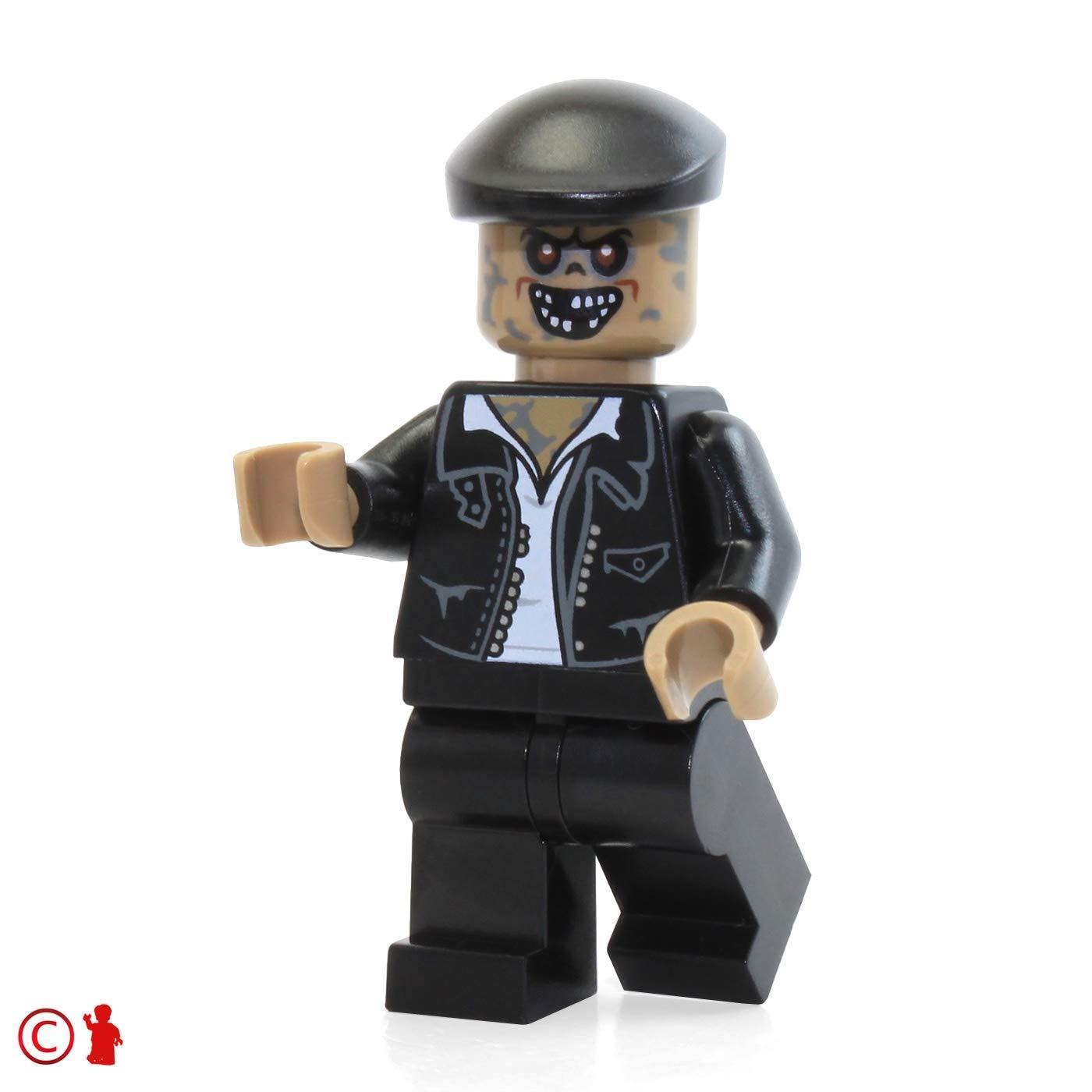75827 Ghostbusters Ghost Trans-Medium Blue LEGO Ghostbusters MiniFigure