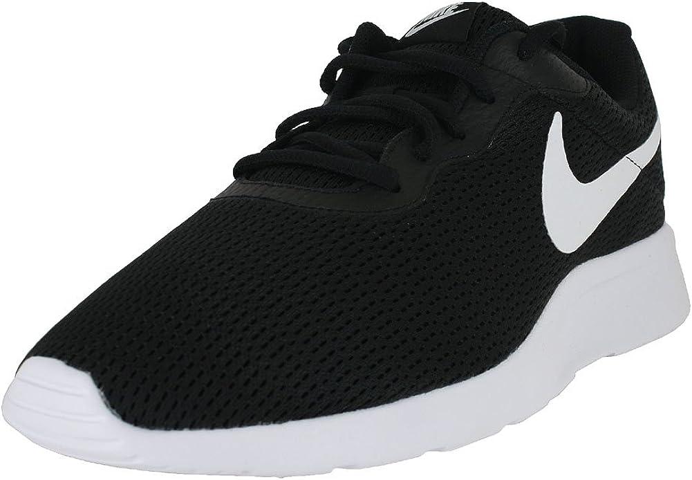 Amazon.com | Nike Tanjun Black/White 14