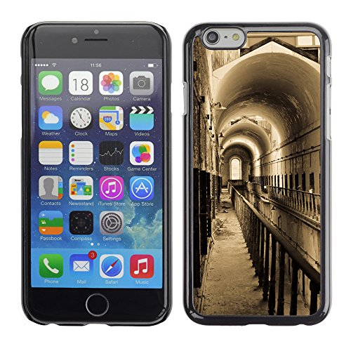 Premio Sottile Slim Cassa Custodia Case Cover Shell // F00031274 prison abandonnée // Apple iPhone 6 6S 6G PLUS 5.5""