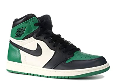 finest selection a8384 637ec Air Jordan 1 Retro High OG 555088 (9.5, Pine Green)