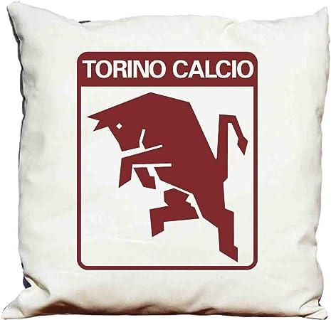 Cuscini Torino.Cuscino Torino Calcio Amazon It Casa E Cucina