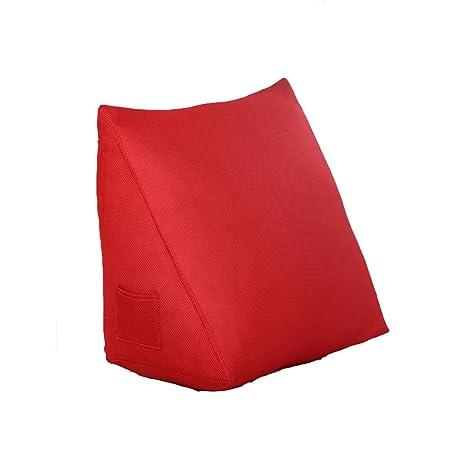 Amazon.com: JY - Cojín de cuña triangular para sofá y cama ...