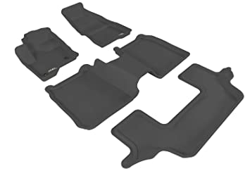 3D MAXpider Complete Set Custom Fit All-Weather Floor Mat for Select Ford Flex Models  sc 1 st  Amazon.com & Amazon.com: 3D MAXpider Complete Set Custom Fit All-Weather Floor ... markmcfarlin.com