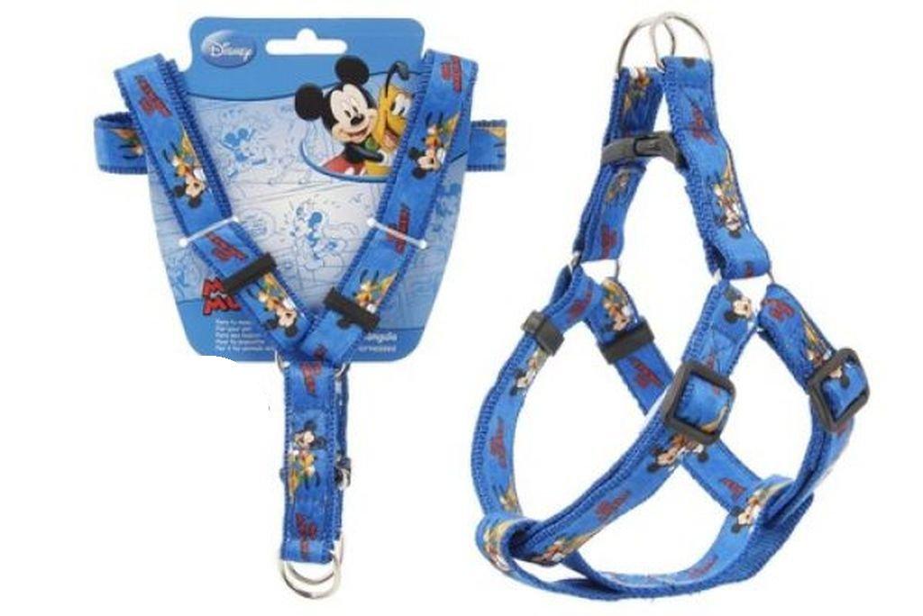 Hundegurt harnais 23 x 16,5 cm-minnie mickey laisse harnais pour chien Mickey 23x16,5cm