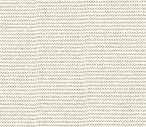 - Waterproof Fabric Canvas Solid Ivory Indoor Outdoor / 60