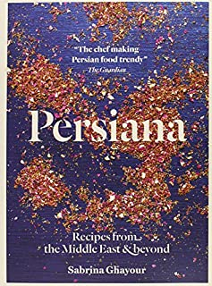 Book Cover: Persiana: Recipes from the Middle East & beyond