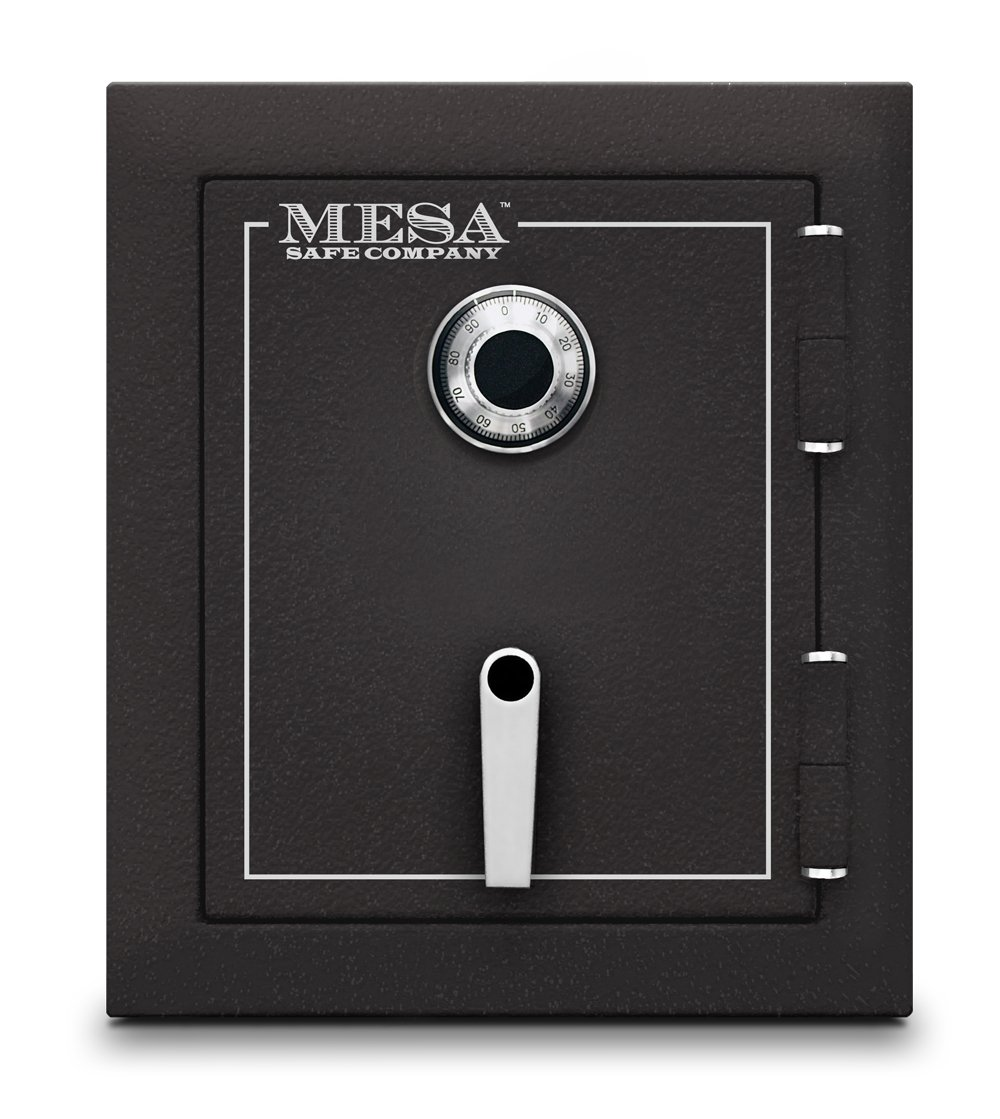 Mesa safe mbf1512c all steel burglary and fire safe with mesa safe mbf1512c all steel burglary and fire safe with combination lock 17 cubic feet hammered grey cabinet style safes amazon rubansaba