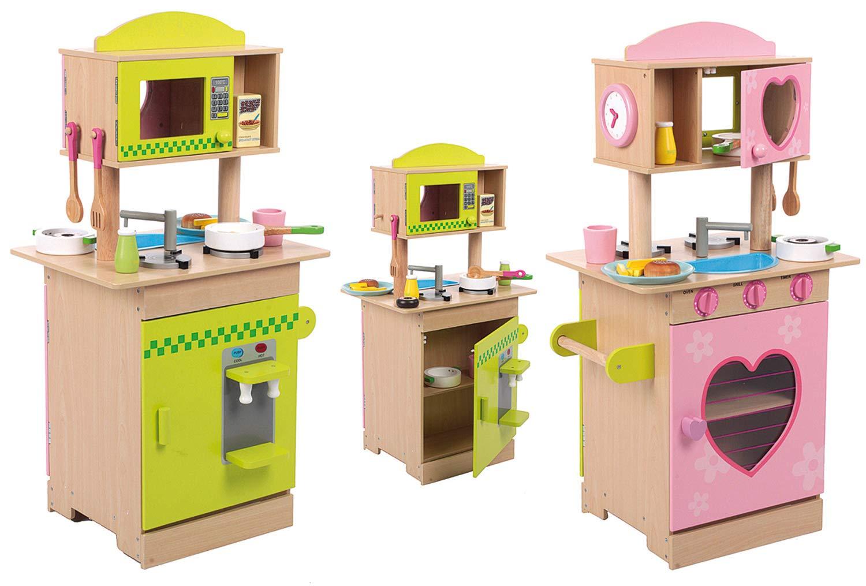 Nic Kinderküche - Haberkorn Spielküche aus Holz