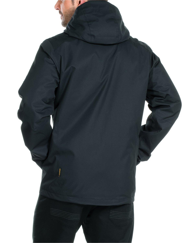 Jack Wolfskin Men's Chilly Morning Jacket, XX-Large, Black by Jack Wolfskin (Image #2)