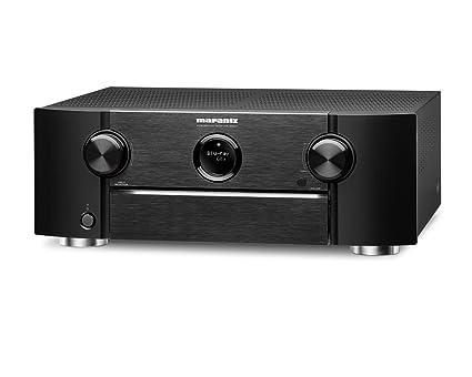 Marantz SR6011/N1B 9.2canales Envolvente 3D Negro - Receptor AV (9.2 canales,