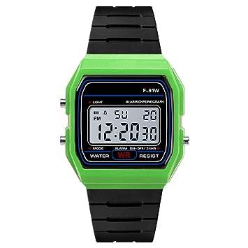 Relojes Hombre Inteligentes 💝💞 Yesmile Relojes analógicos Digitales de Lujo para Hombre Ejército Militar Deporte Relojes Reloj LED Impermeable: Amazon.es: ...