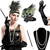 BABEYOND 1920s Flapper Gatsby Costume Accessories