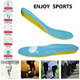 Vsonker for PU Memory Foam Insoles, Arch Support