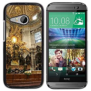 Hot Style Cell Phone PC Hard Case Cover // M00170344 Peter Cathedral // HTC One Mini 2 / M8 MINI / (Not Fits M8)