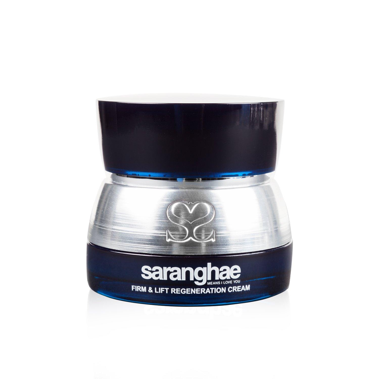Saranghae Firm & Lift Cellular Regeneration Cream: Korean Anti Aging Cream That Moisturizes, Hydrates And Rejuvenates Your Skin