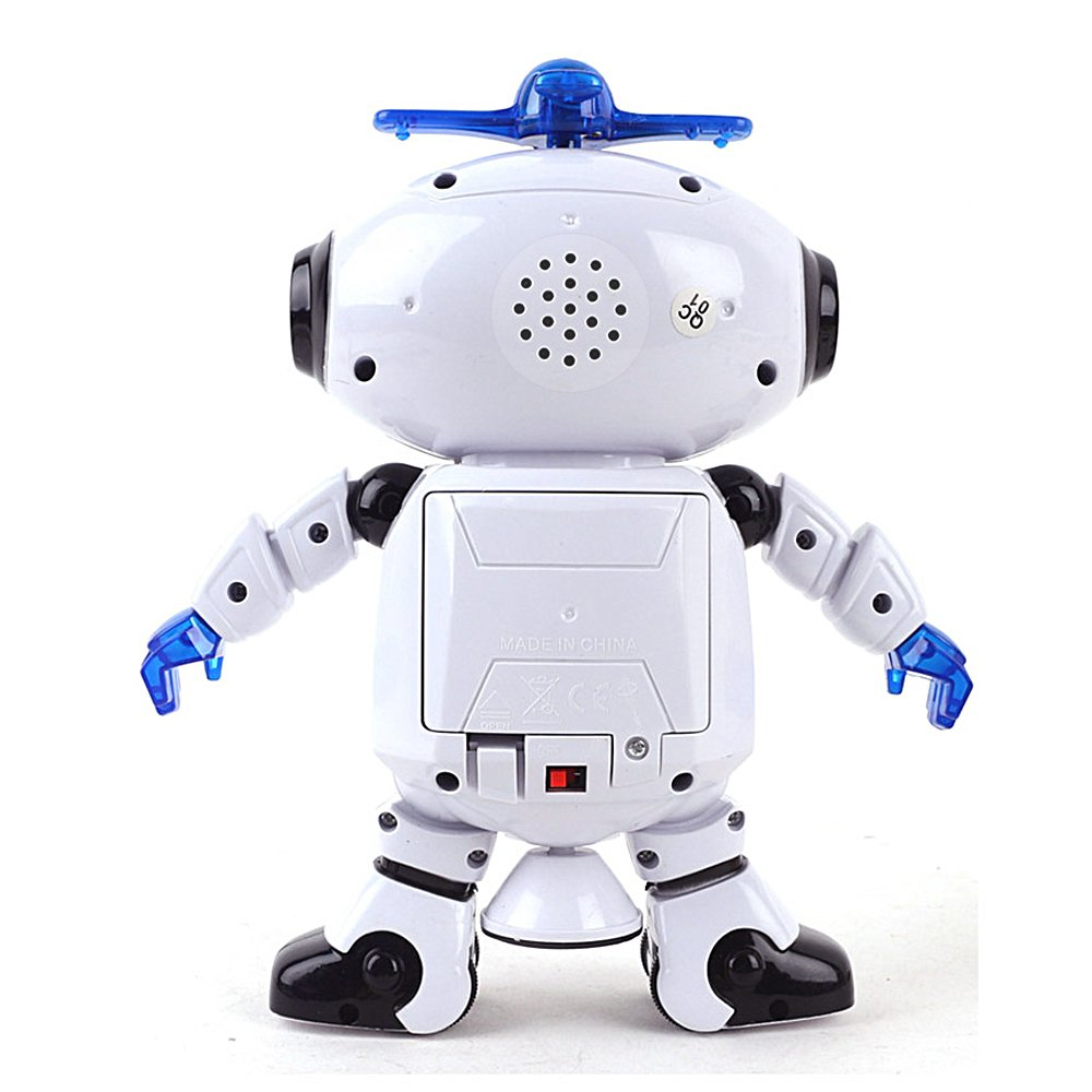 Amazon.com: OliaDesign Dancing Robot for Celebration: Toys \u0026 Games