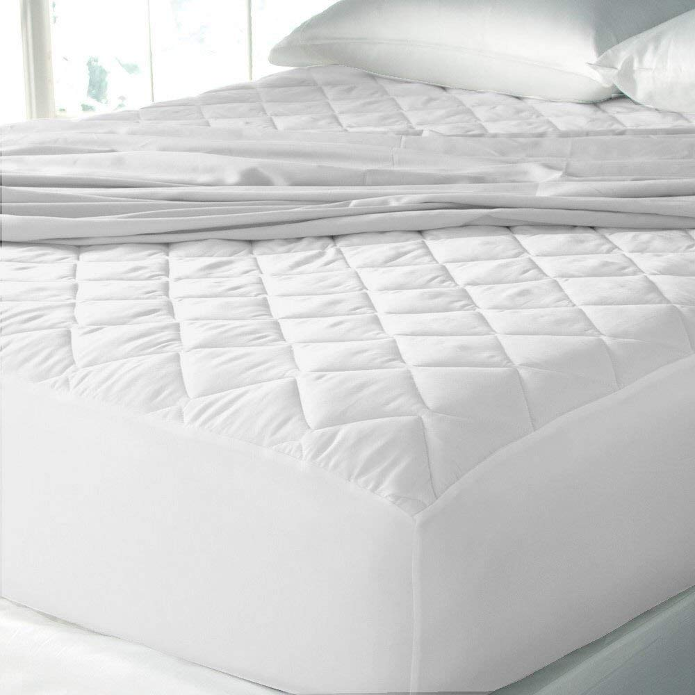 Cloth Fusion Patron 2nd Gen Waterproof Cotton Mattress Protector, King, 72X72-inch (White) (B078VFPPWV) Amazon Price History, Amazon Price Tracker