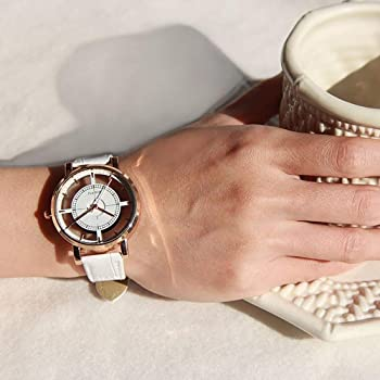 Bestow Mujeres Neutral Personality Simple Analog Wrist ...