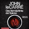 Das Vermächtnis der Spione Hörbuch von John le Carré Gesprochen von: Walter Kreye