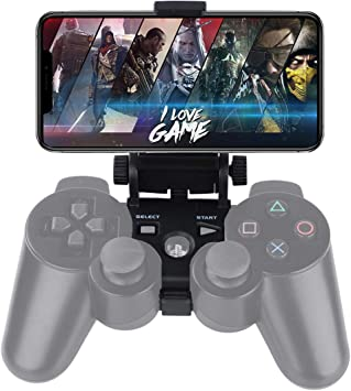 Compact Sturdy PS3 Controller Stand Gamepad Holder for Sony PlayStation 3