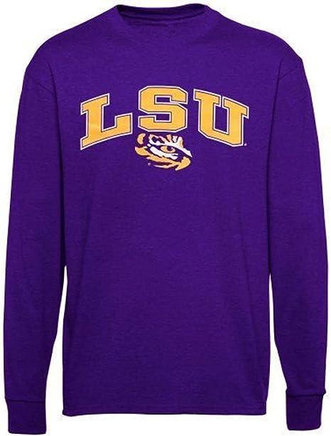 LSU tigres camisa camiseta sombrero bandera fútbol Universidad ...