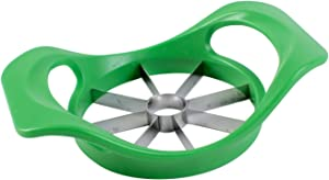 Culinary Elements Apple Corer and Slicer with Stainless Steel Blade for Precision Cutting, 1-pack