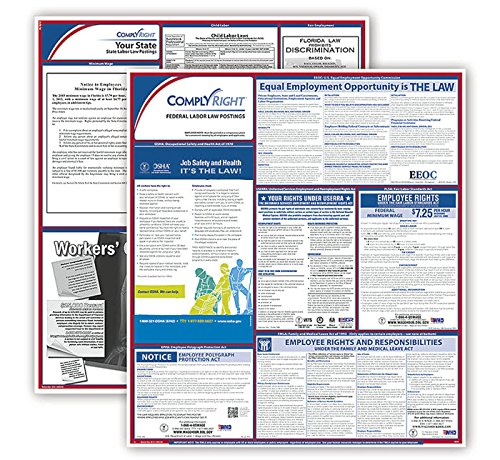 Federal Poster Packs - EGP Federal and State Labor Law Poster Value Pack