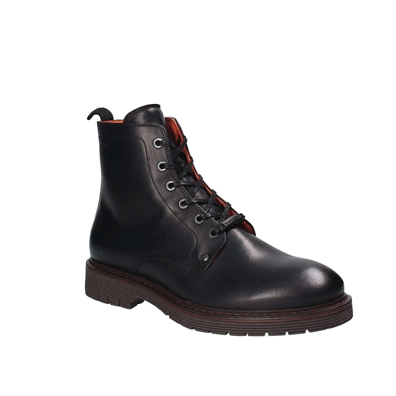 632c15fd460 Ambitious 7585 Botas Hombre Negro 39  Amazon.es  Zapatos y complementos